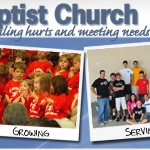 Calvary Baptist Church Header