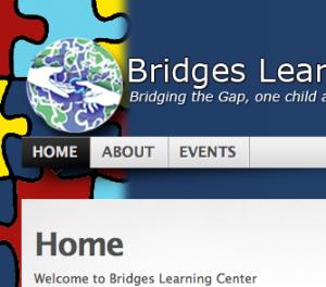 Bridges Learning Center Site Launch