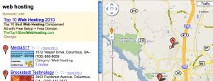 Media317 Google Map