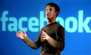 Facebook - Mark Juckerberg