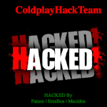 Hacked by Coldplay Hack Team