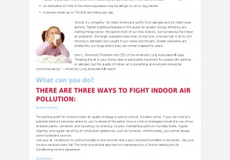 Air Purification Systems Atlanta GA